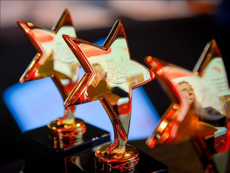 Rising Stars trophy ()