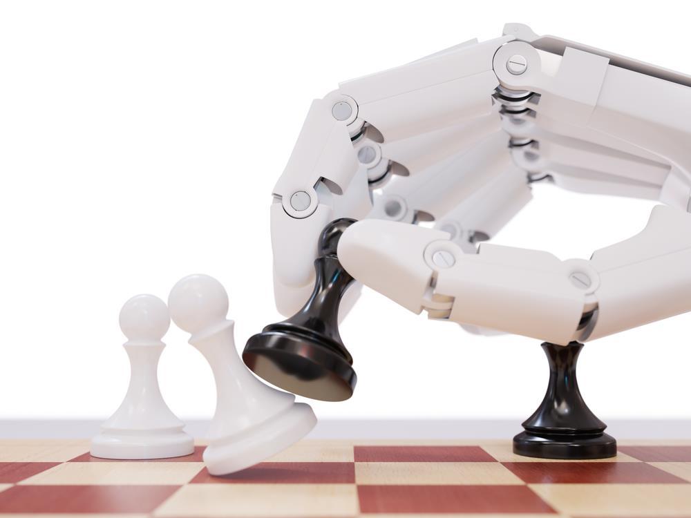 Robot chess ()