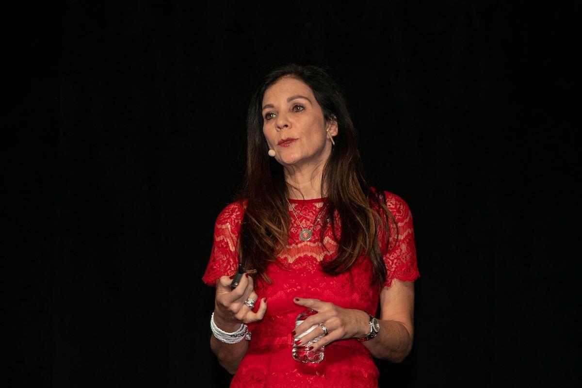 Julia Raphaely Congress 2019 ()