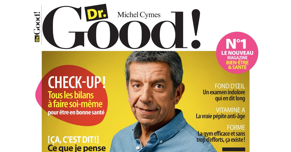 Mondadori adds Dr Good! to further tap France's healthy