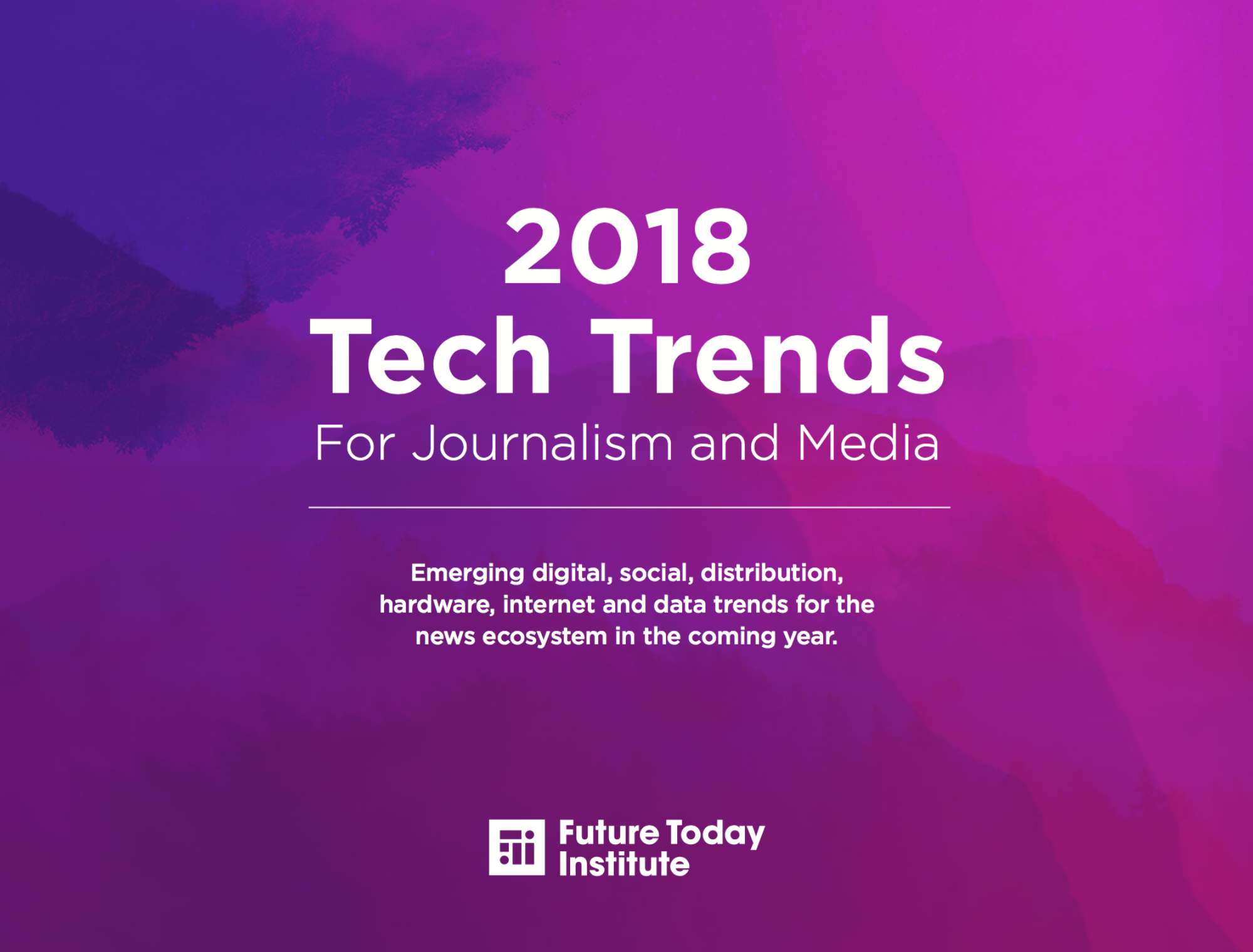 FTI Annual Tech trends ()