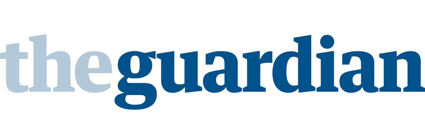 The Guardian logo ()
