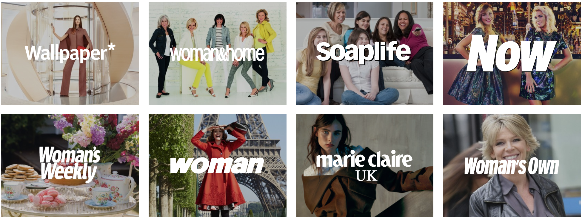TI Media women mags ()