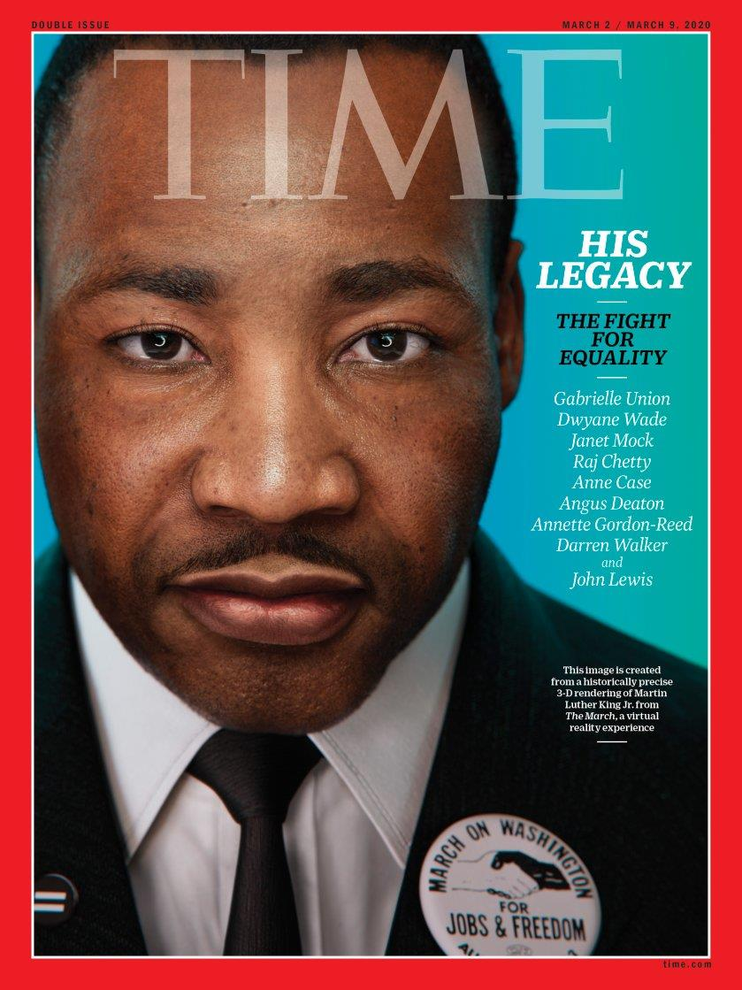 MLK The March issue ()