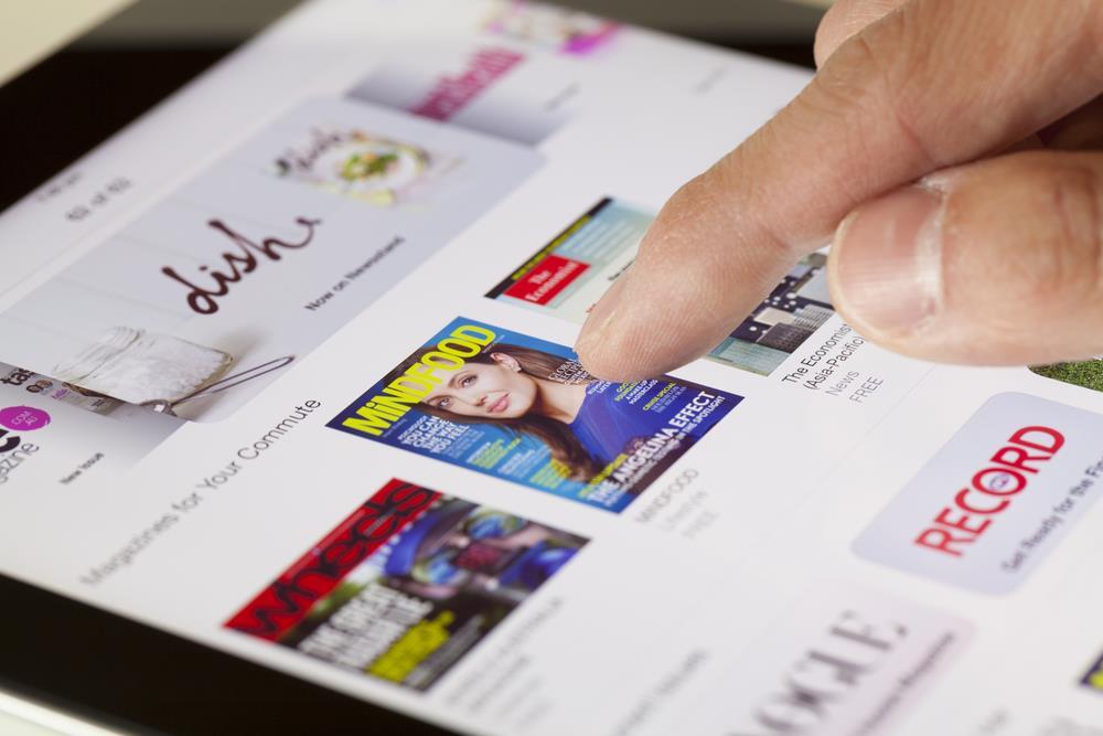 Apple Newsstand 2 ()