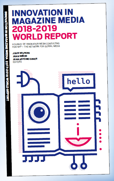 FIPP Innovation in Magazine Media 2018-2019 World Report (FIPP Innovation in Magazine Media 2018-2019 World Report)