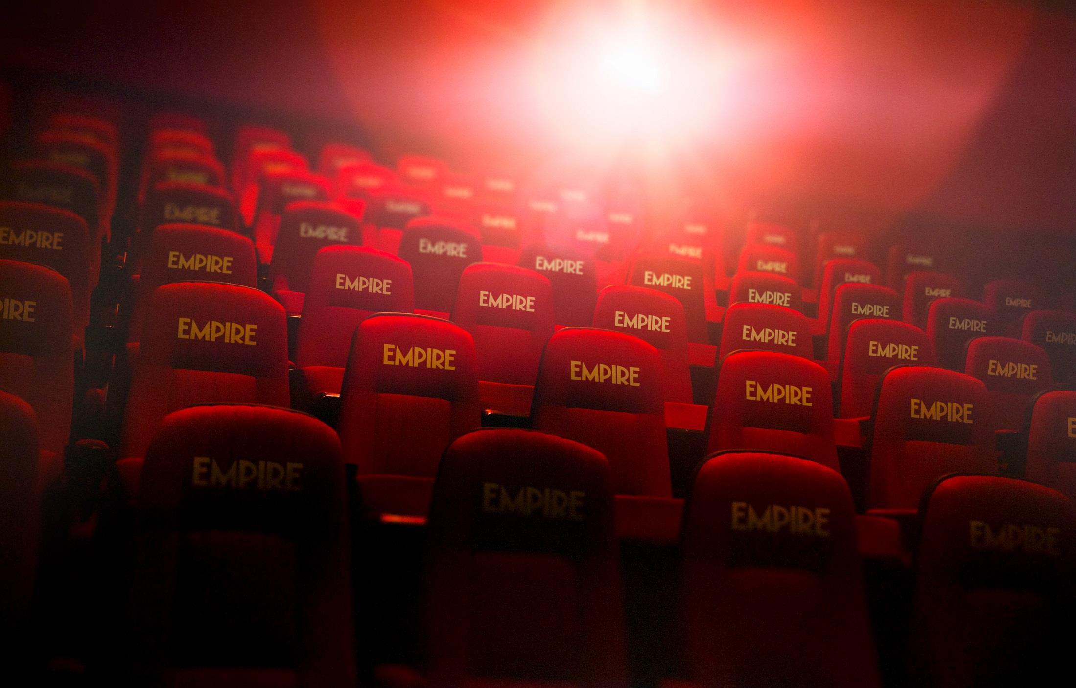 Empire cinema seats ()