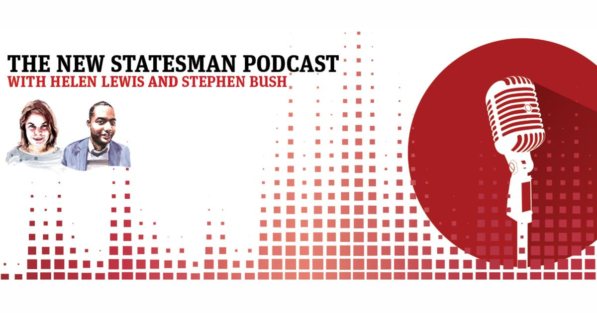 New Statesman podcast header ()
