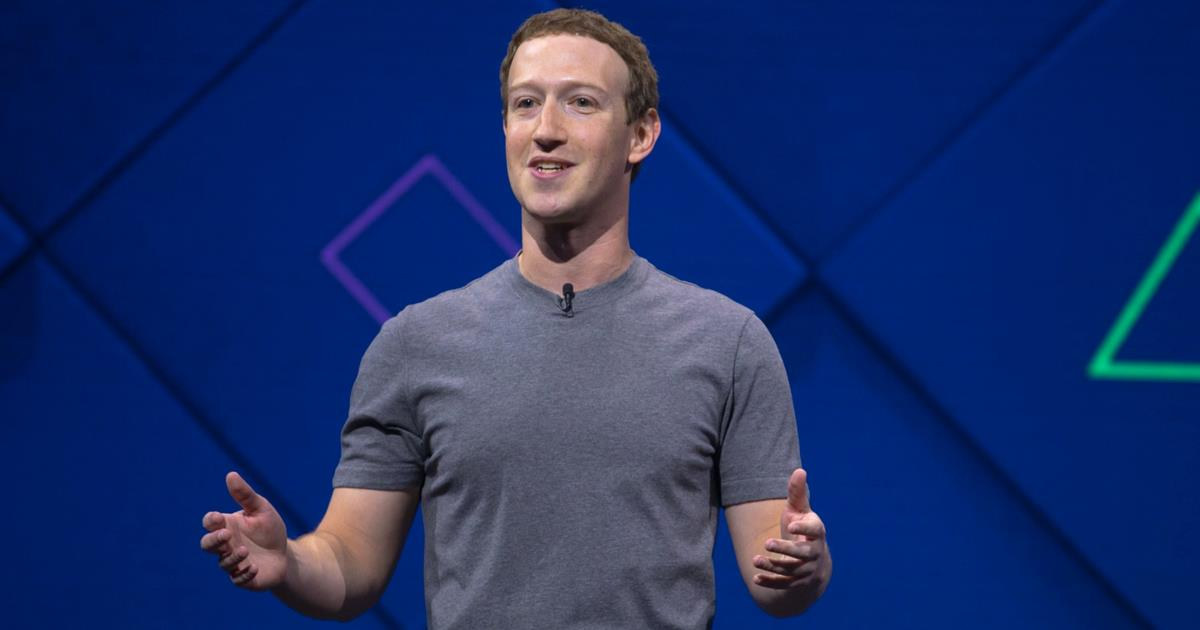 Mark Zuckerberg ()