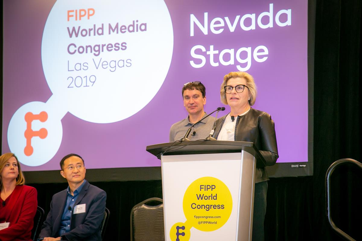 Data privacy at FIPP Congress ()