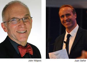 John Wilpers and Juan Senor ()