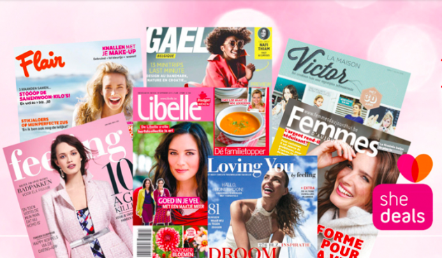 Roularta Media Group Sanoma titles ()