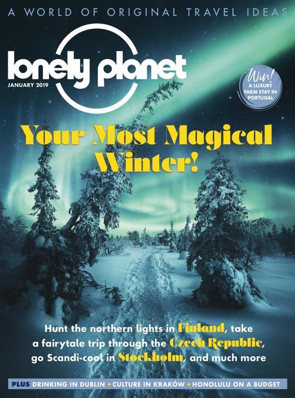 Lonely Planet ()