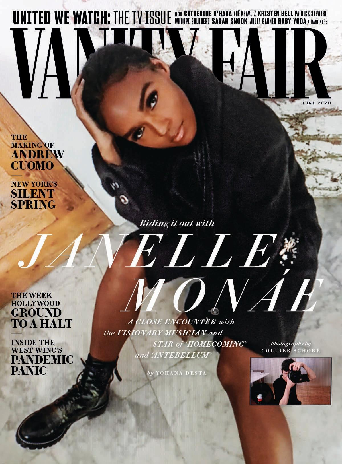 Vanity Fair Janelle Monae ()