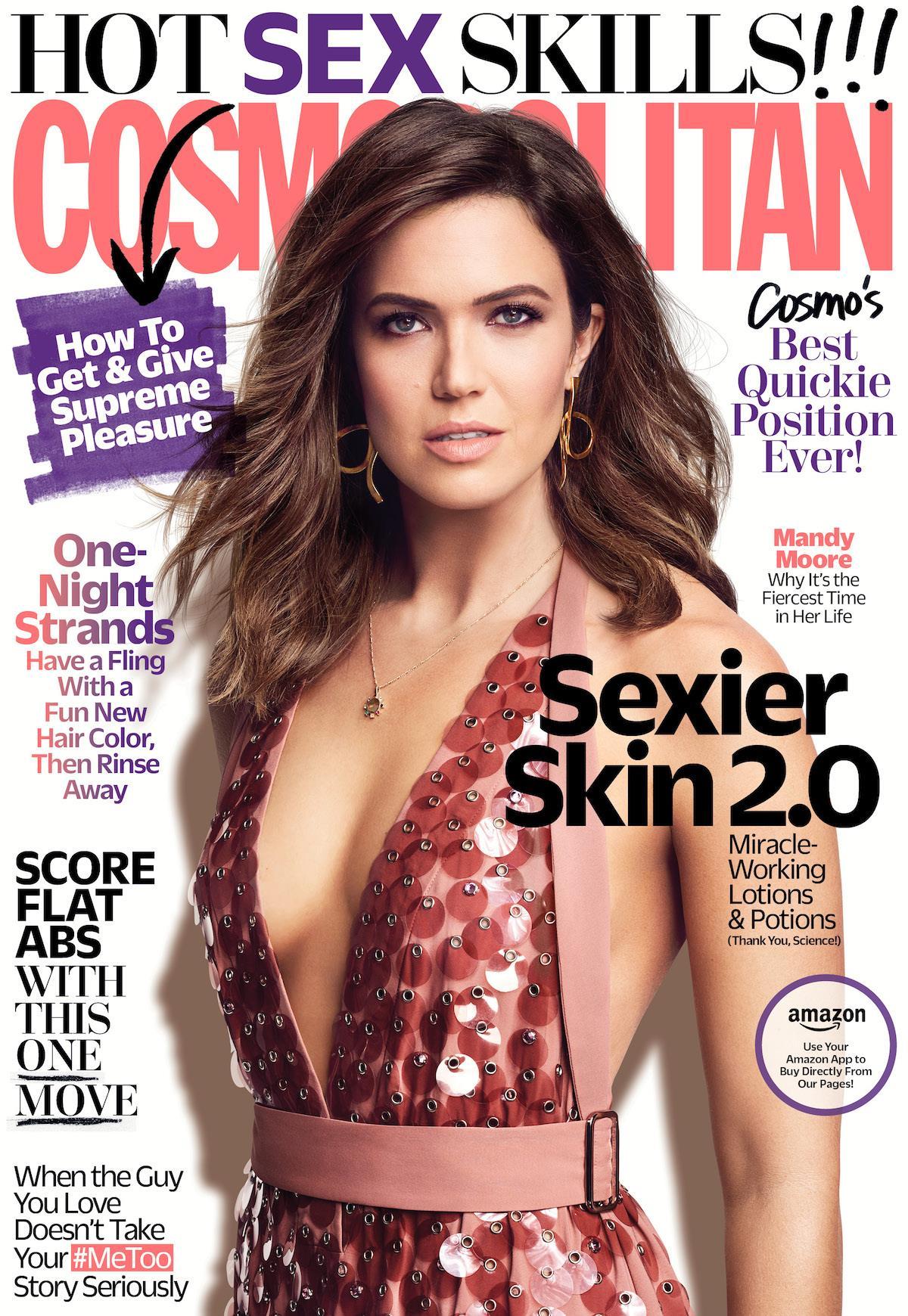Cosmopolitan March 2018 ()