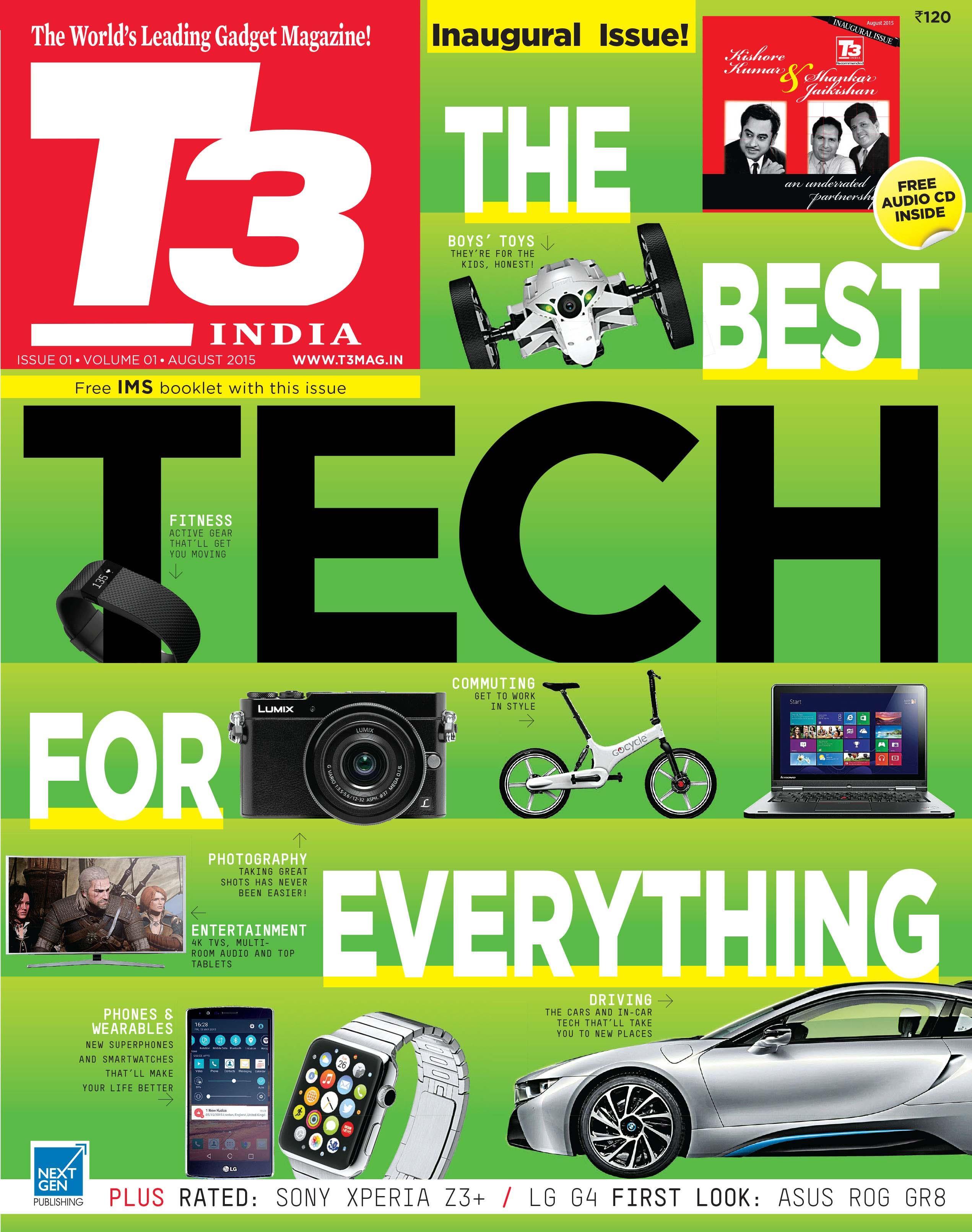 T3 India ()