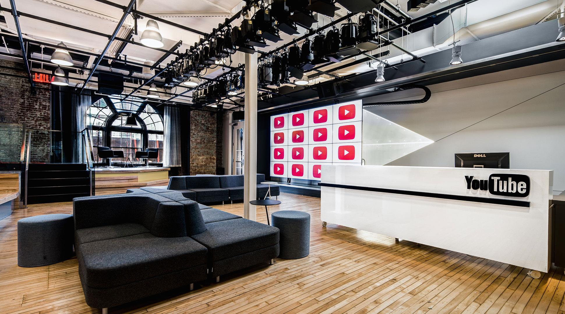 YouTube space NYC ()