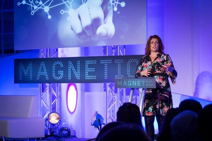 Sue Todd, CEO, Magnetic, UK/Spark 2016 (Magnetic, UK)