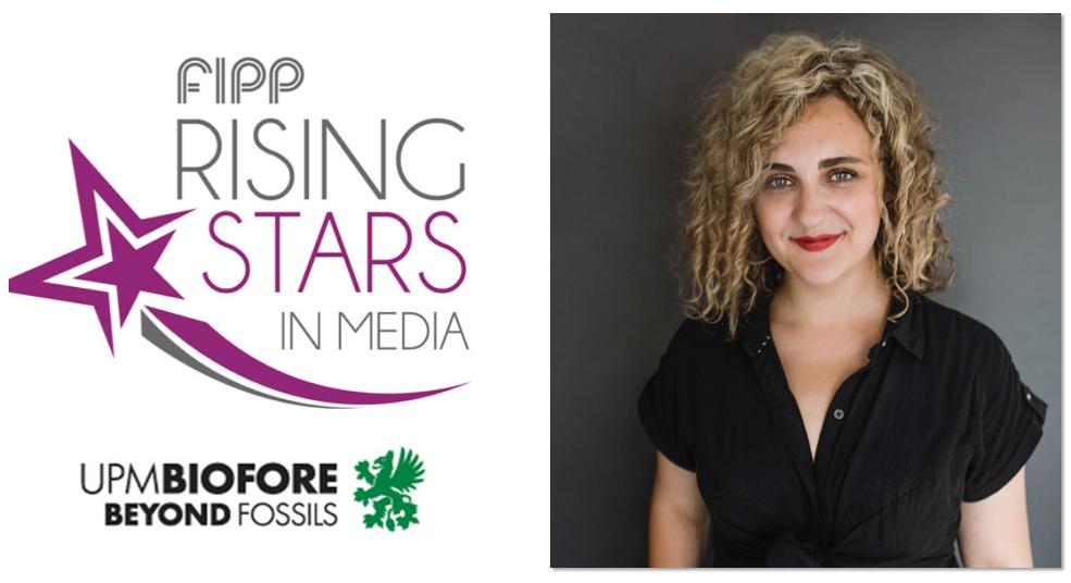 FIPP Rising Stars Skye Rubel ()