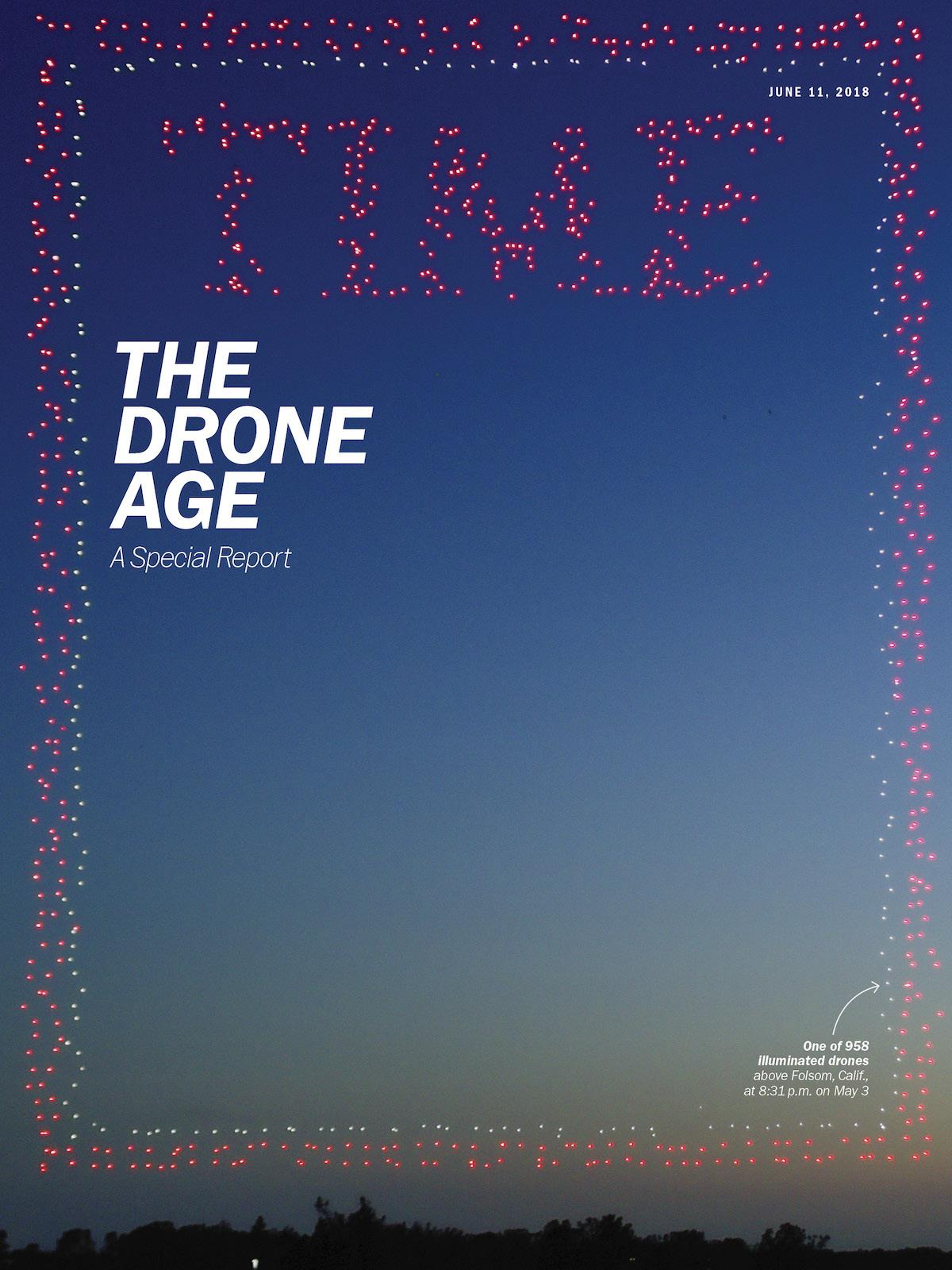 Time Drone Age cover ()