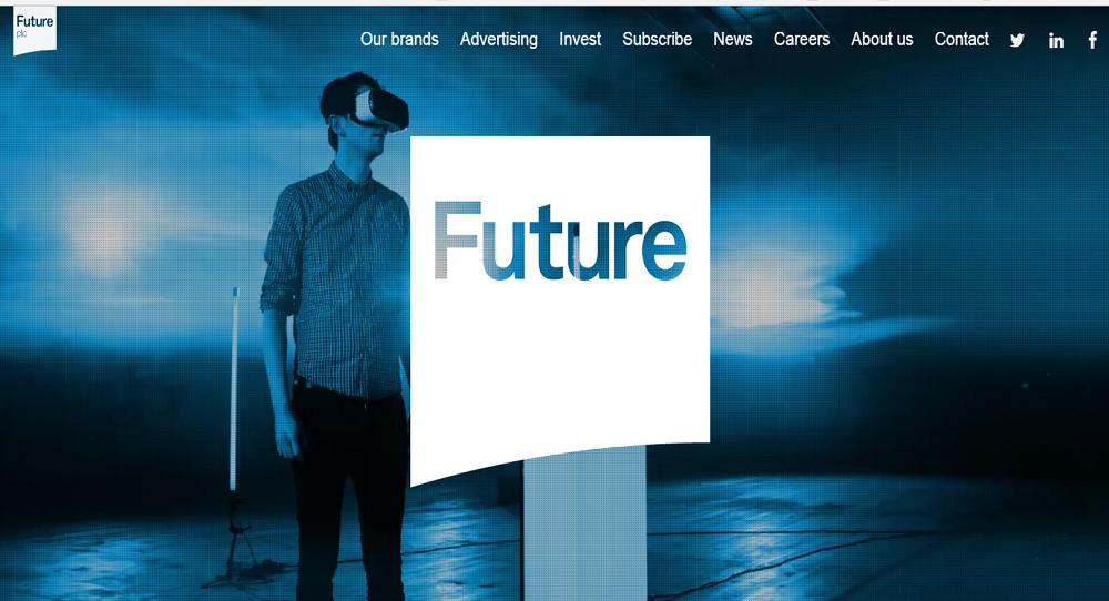 Future plc home page ()