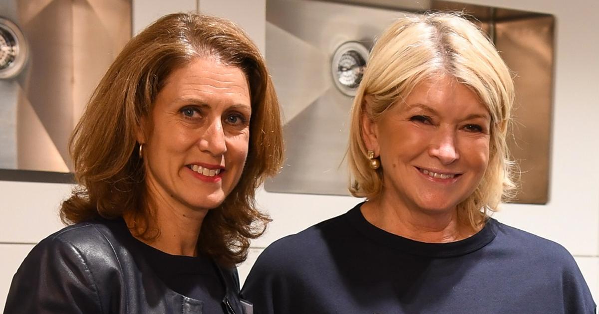 Christine Guilfoyle and Martha Stewart header ()
