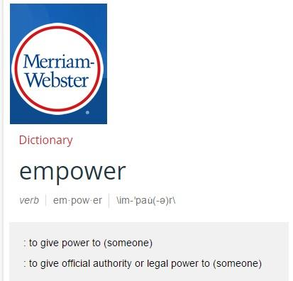 empower ()