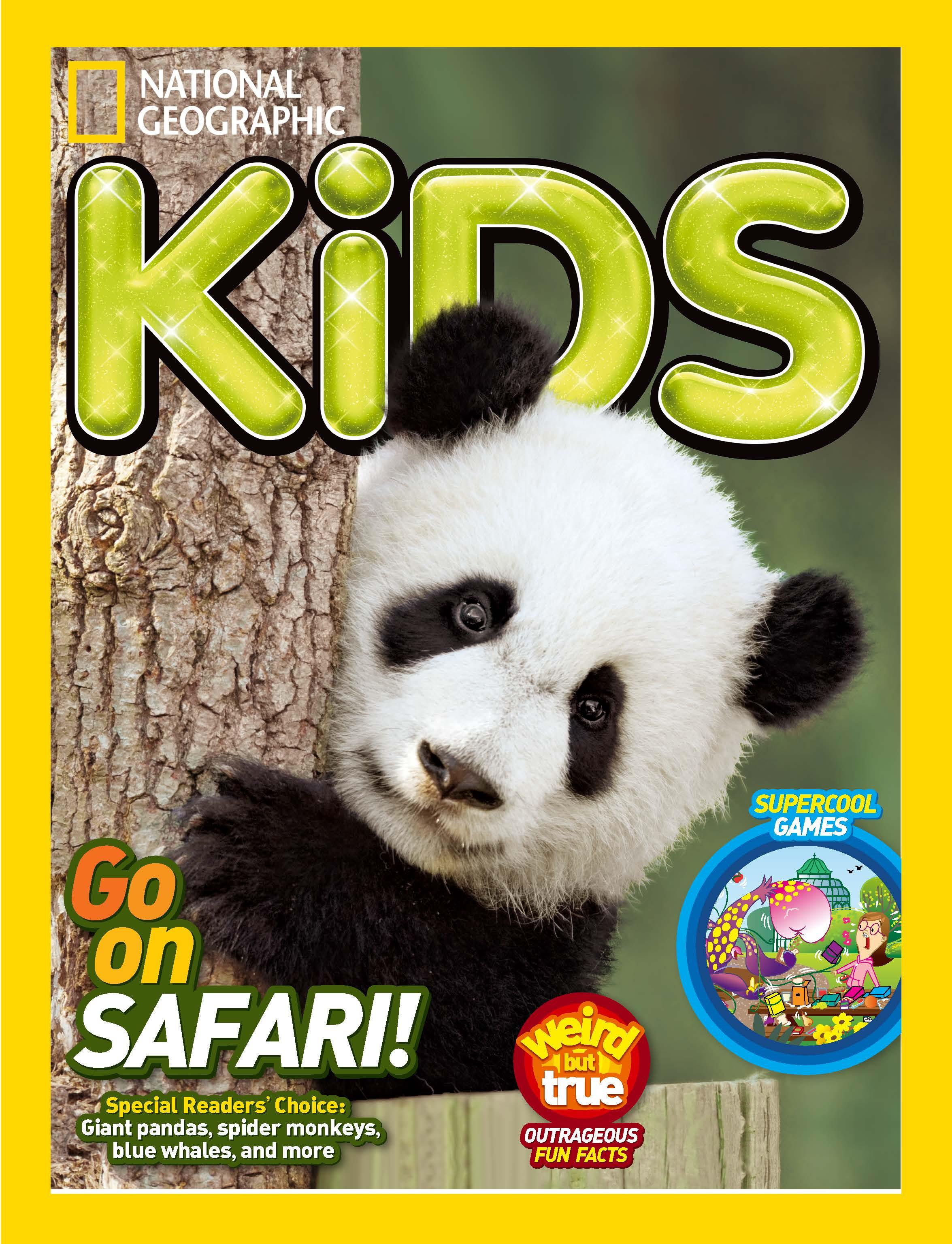 National Geographic Kids India ()