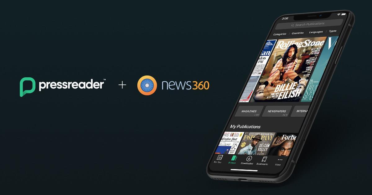PressReader News360 ()