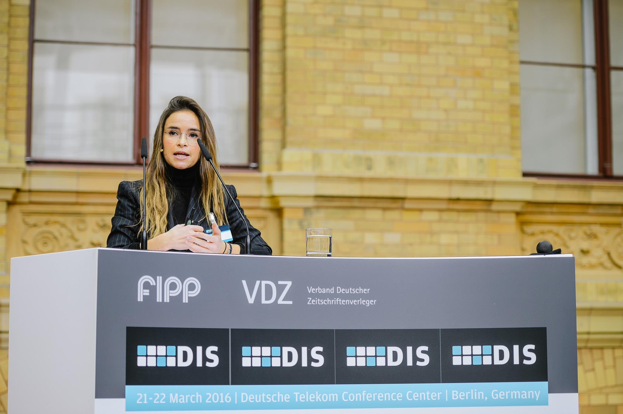 Miroslava Duma DIS 2016 ()