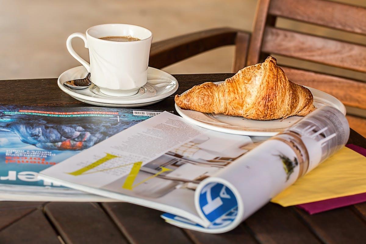 print magazine ()