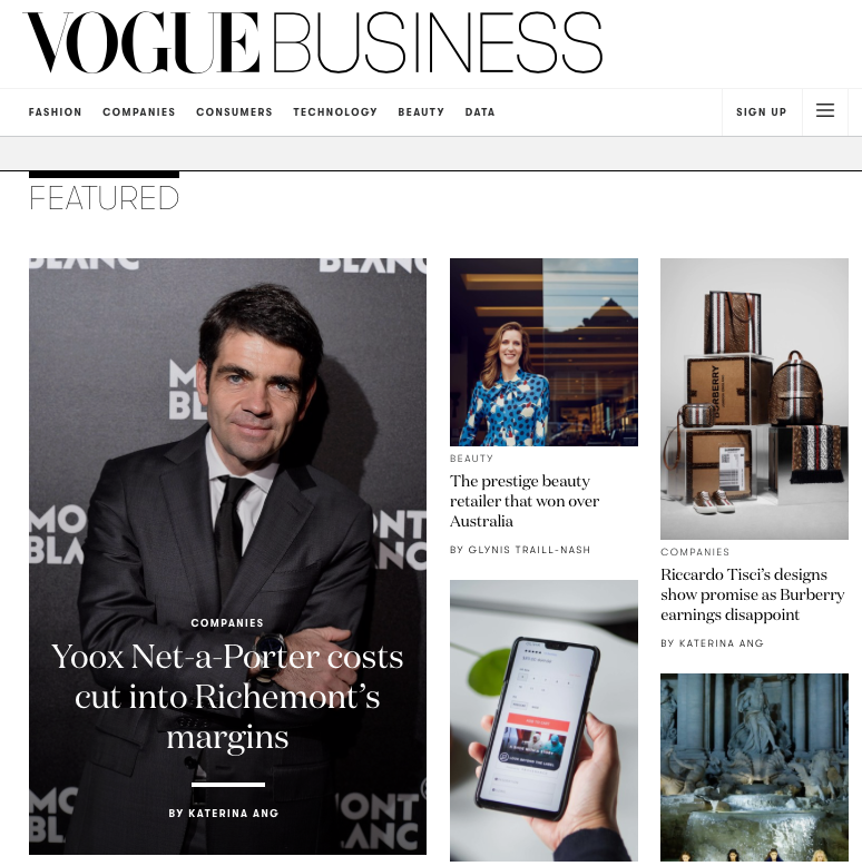 Vogue Business ()