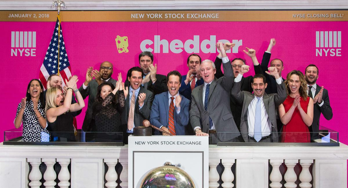 Cheddar Inc. NYC ()