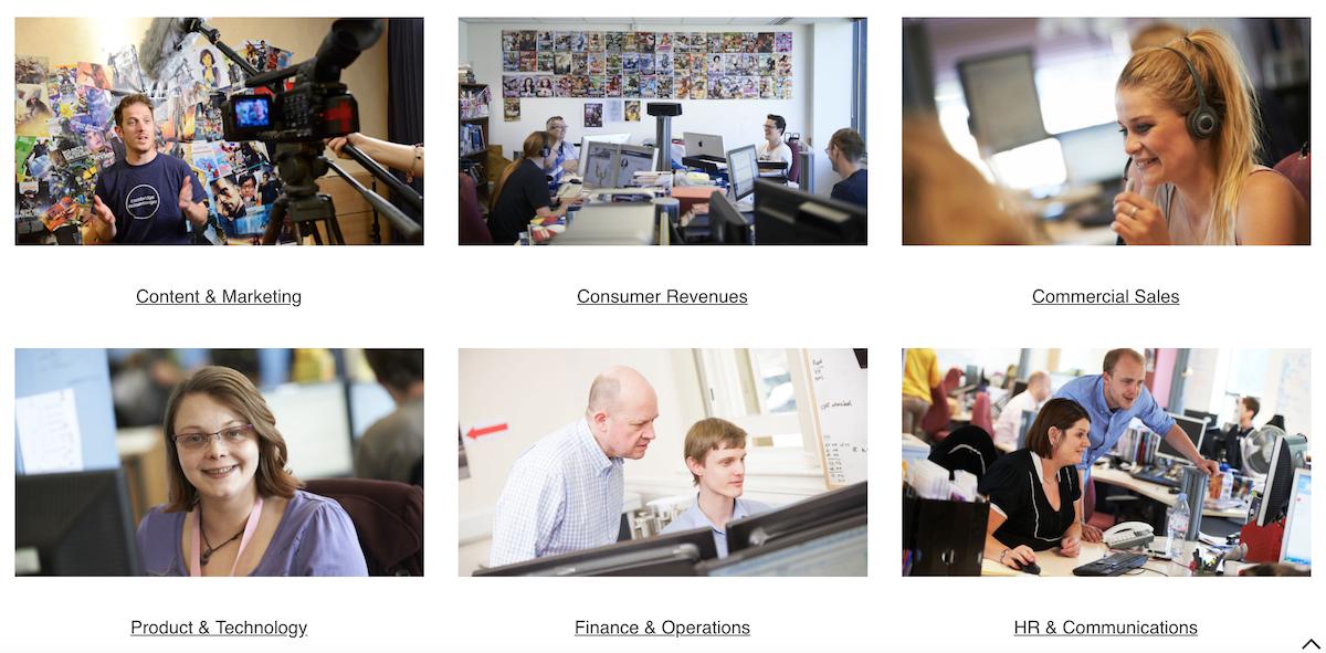 Future plc HR ()
