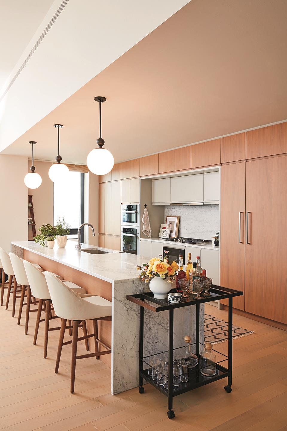 Real Simple Home kitchen ()