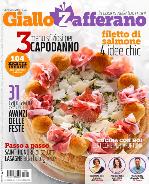 Giallo Zafferano magazine ()
