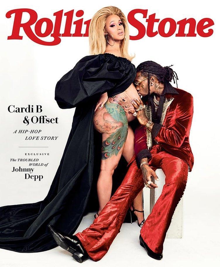 Rolling Stone Cardi B ()
