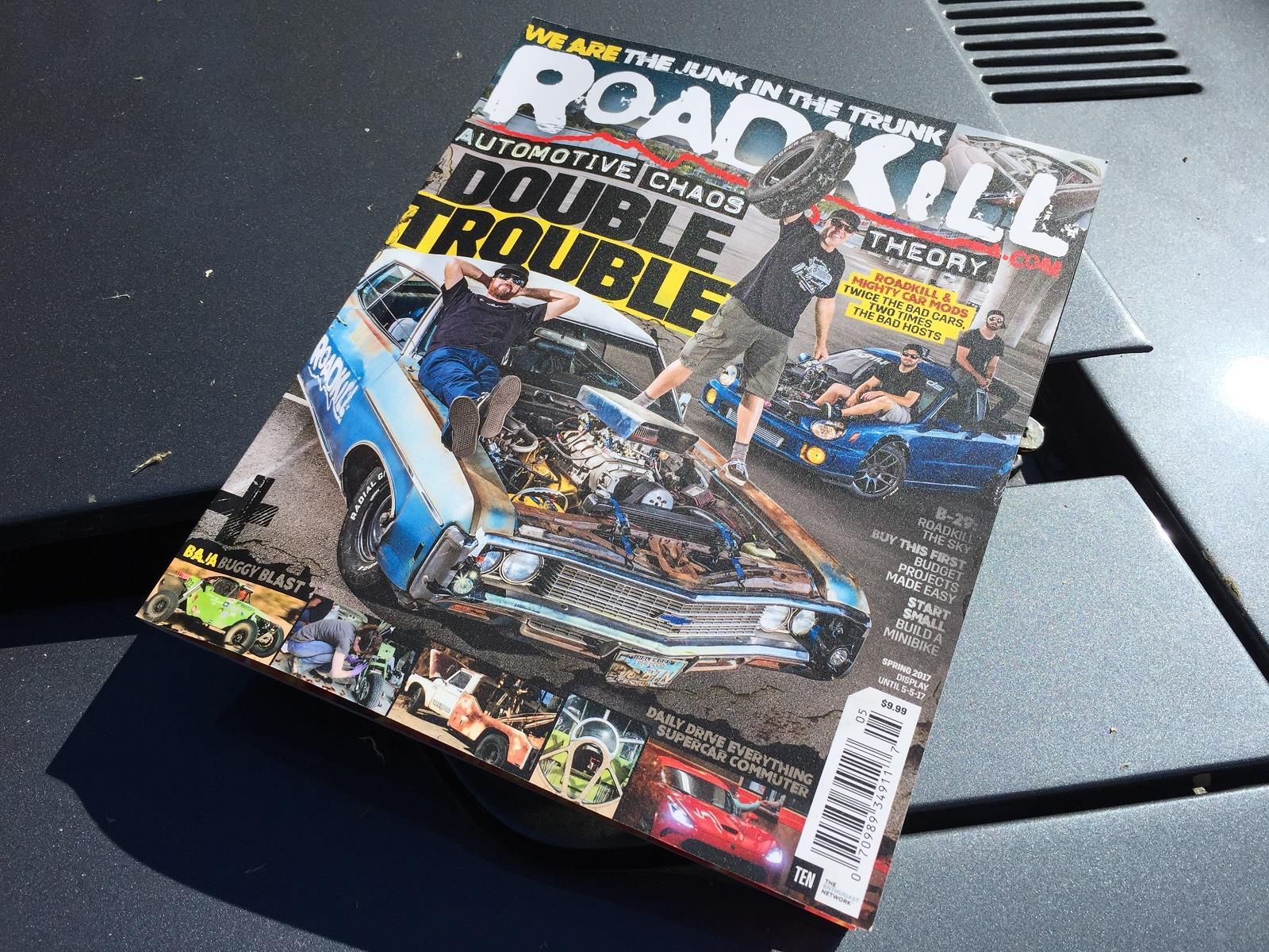RoadKill mag ()