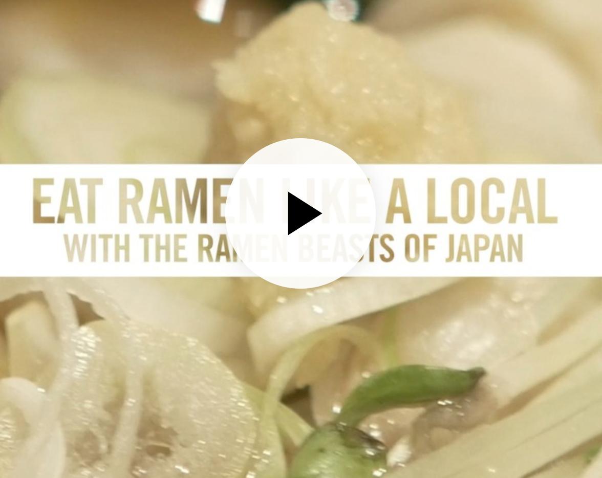 Eat Ramen Like a Local ()