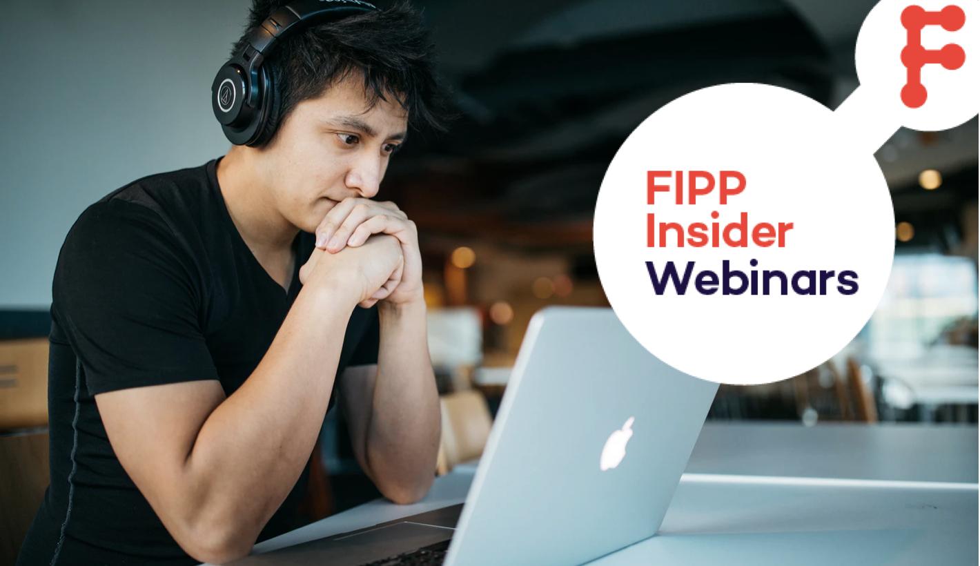FIPP insider webinars ()