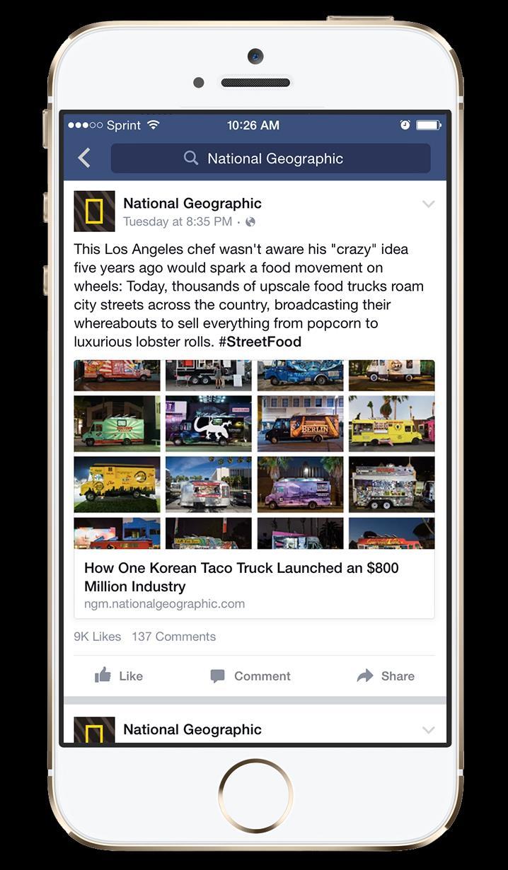 NatGeo Facebook ()