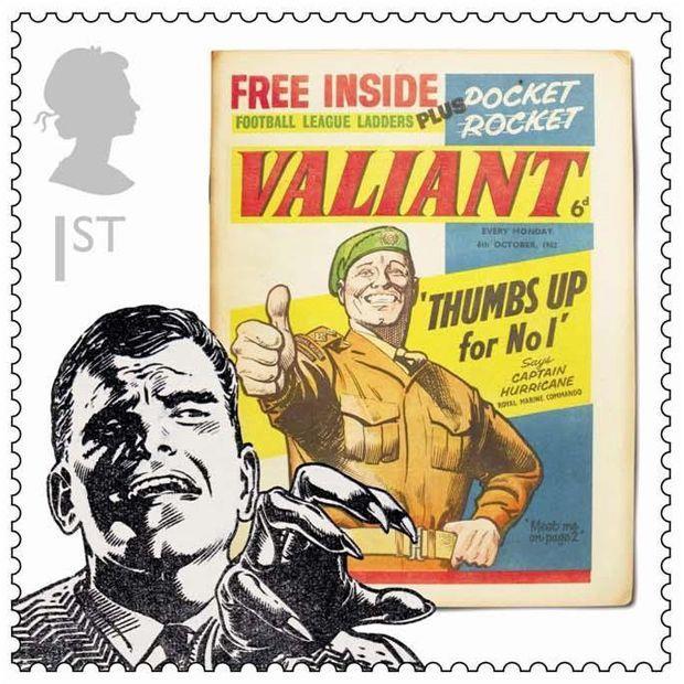 Valiant Stamp ()